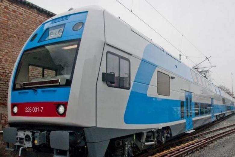 Киев иКривой Рог соединит скоростногй поезд Интерсити