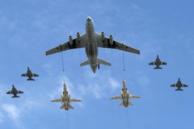 Беларусь позволила РФ упражнять авиаудары поУкраине сосвоего неба