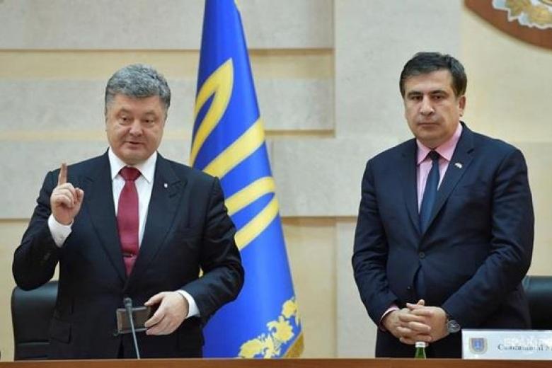 Украинский Кабмин хочет удовлетворить прошение Саакашвили оботставке