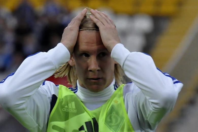 Капитана киевского «Динамо» словили нетрезвым зарулем
