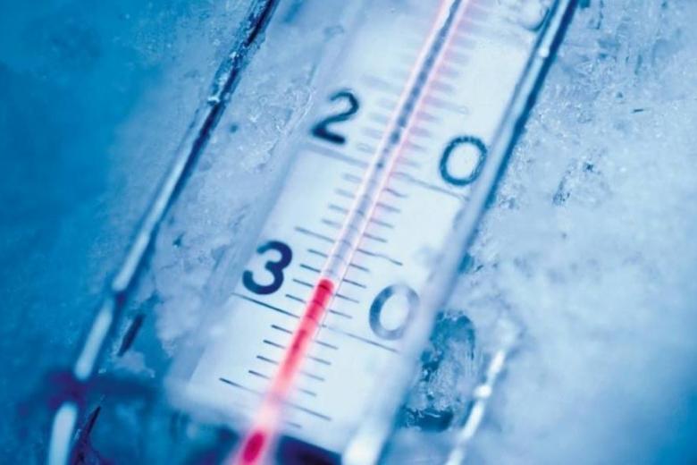 Назамену снегопадам в Украинское государство придут 10-градусные морозы