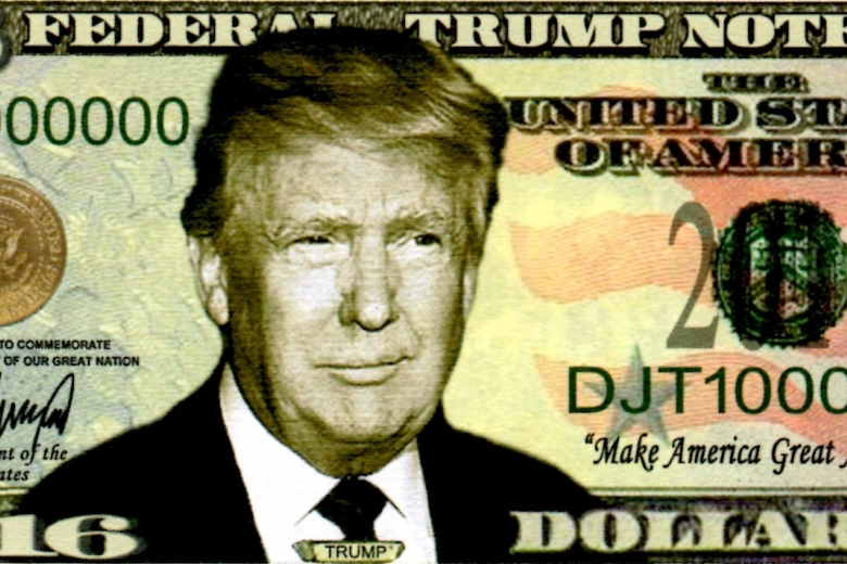 Трамп отказался отпрезидентской заработной платы