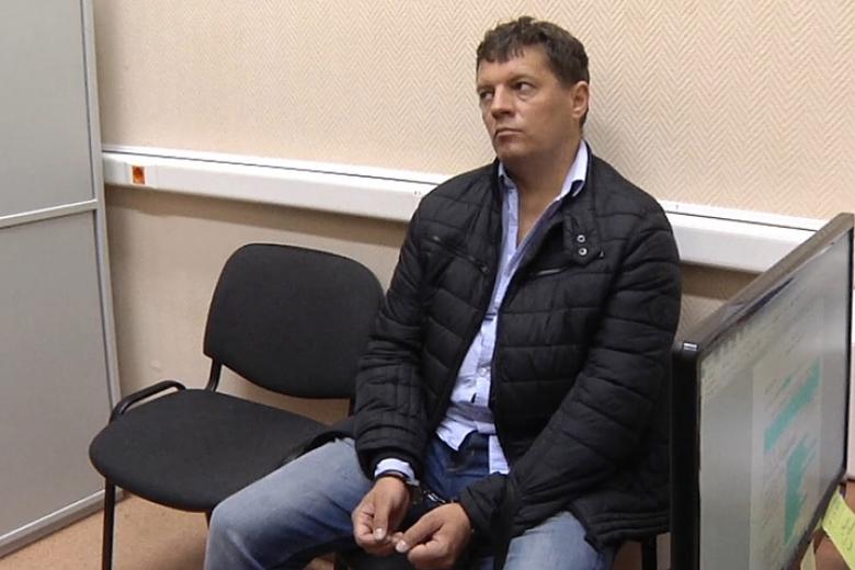 Фейгин поведал отом, накого Кремль может обменять репортера Сущенко