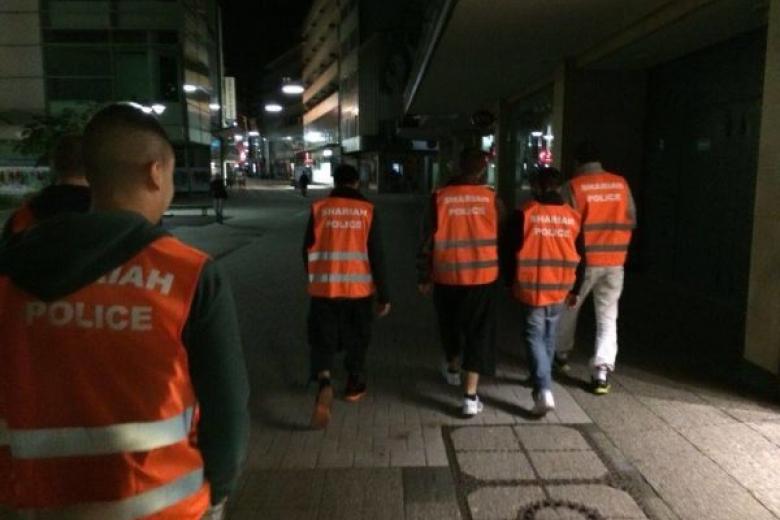 Германский суд освободил «полицию шариата» заотсутствием состава правонарушения
