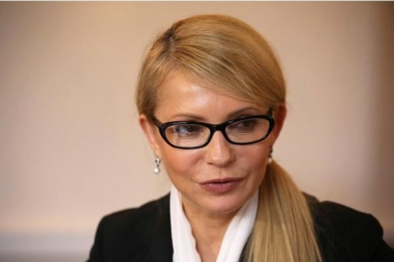 Тимошенко поведала, как живет надоходы издекларации
