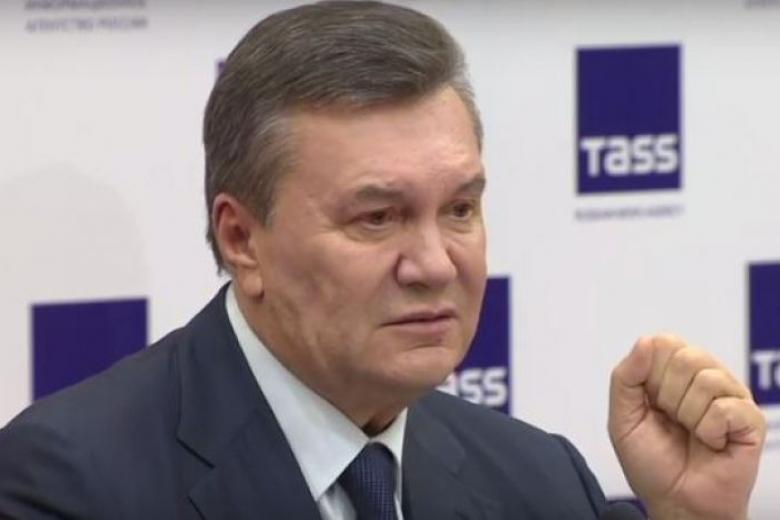 НаЯнуковича напал склероз ионне смог припомнить расстрелы наМайдане