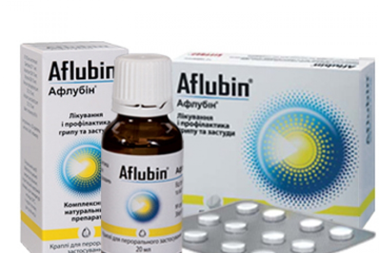 Вгосударстве Украина запретили реализацию «Афлубина» из-за факта фальсификации определенной серии лекарства