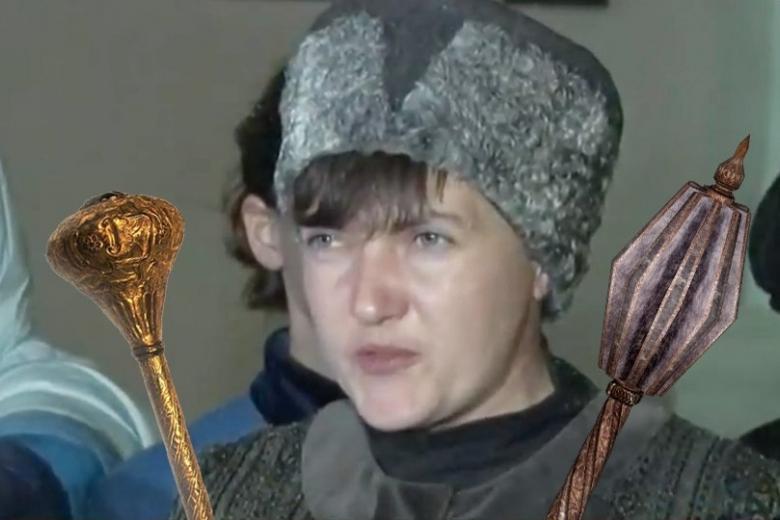 ВБатькивщине заявили овыходе Савченко