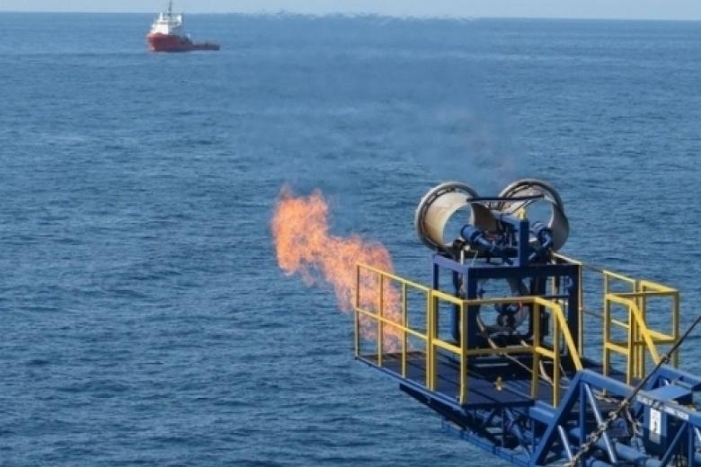 Украинское геолого-разведочное судно нашло около Одессы 35 млрд кубометров газа