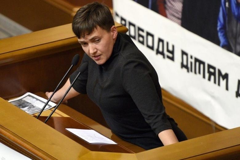 «Батькивщина» исключила Савченко изсостава фракции