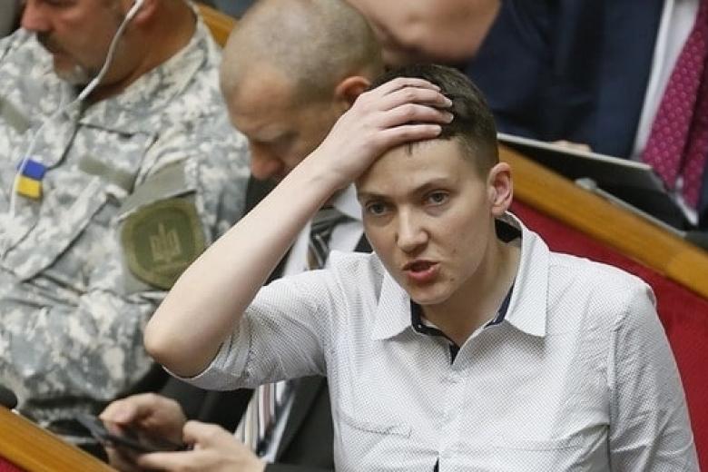 ВСБУ поведали подробности переговоров Савченко сГлавами ДНР иЛНР