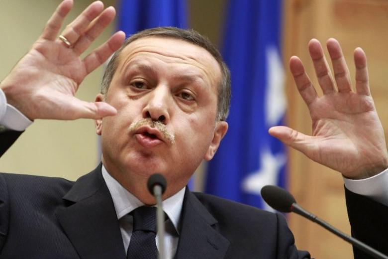 что теперь говорит эрдоган году Грецию нужна