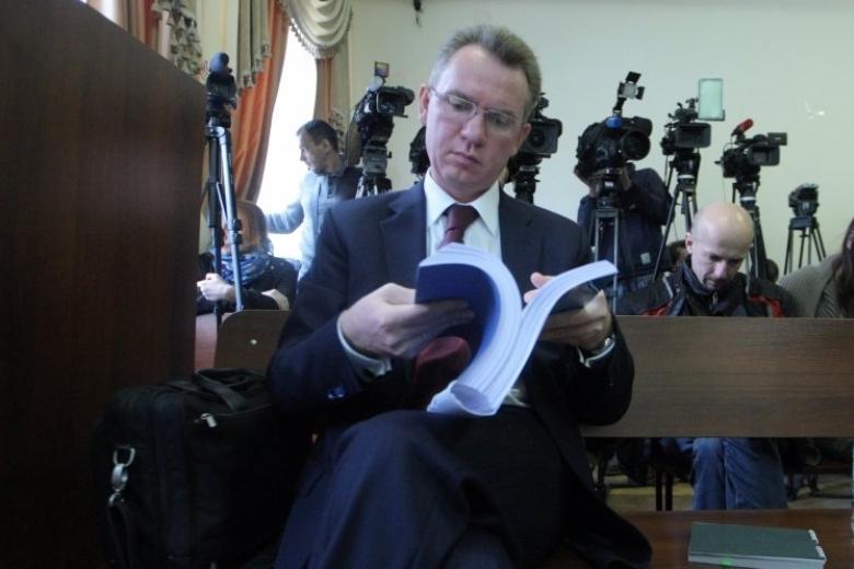 САП подала апелляцию наличное обязательство Охендовскому