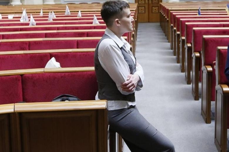 Комитет Рады повопросам нацбезопасности поддержал исключение Савченко