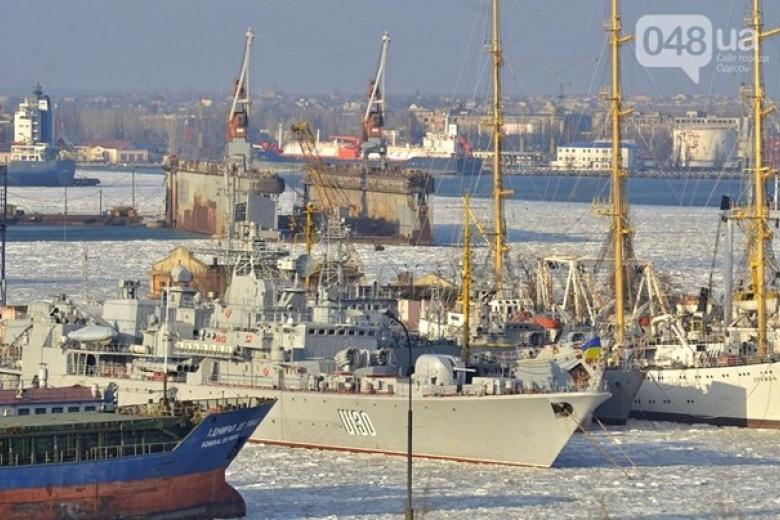 ВОдесской иНиколаевской областях начались учения ВМС
