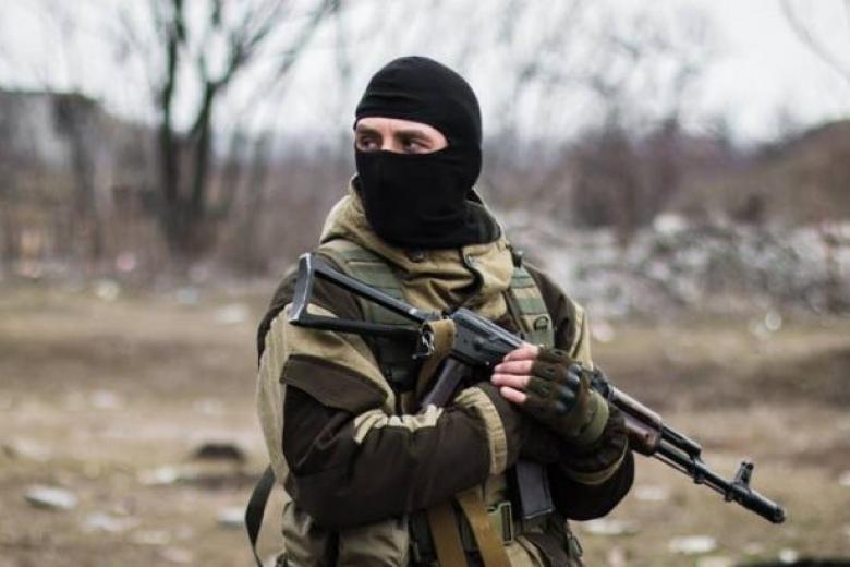 Всамом начале суток взоне АТО один украинский военный получил ранения