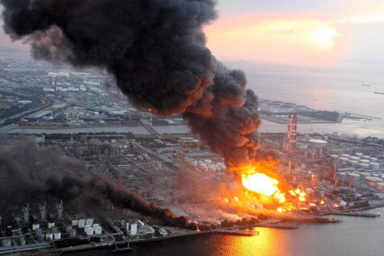 Настроительной площадке энергоблока АЭС «Фламанвиль» воФранции раздался взрыв