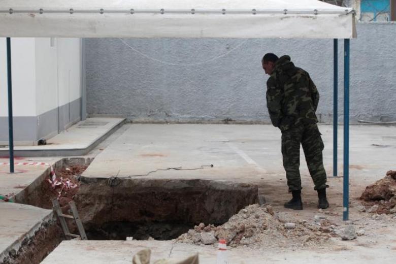 ВСалониках эвакуируют 72 тысячи человек из-за бомбы 2-ой мировой