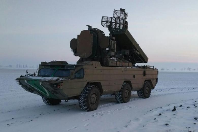 РФприведет ПРО вповышенную готовность из-за учений около Крыма