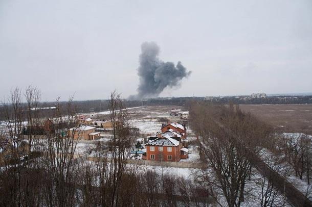 Врайоне одного изцехов химпредприятия произошел взрыв — Донецк