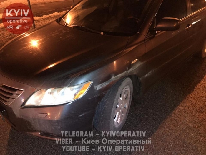 ВКиеве нетрезвый шофёр устроил погоню наскорости 200 км/час