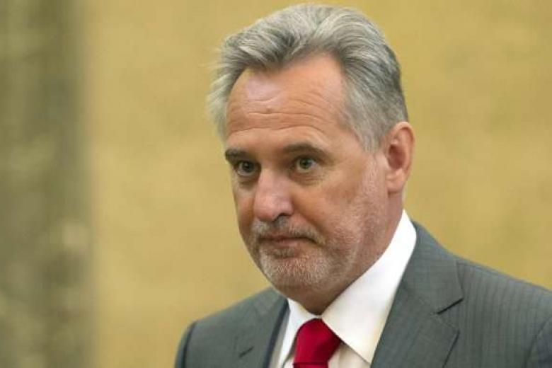 Суд Вены отказался арестовать Фирташа позапросу Испании