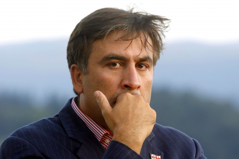 Луценко написали объявление обуголовном правонарушении Саакашвили