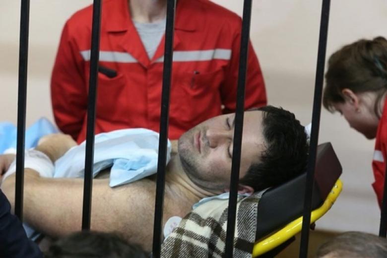 Третий день суда против Романа Насирова