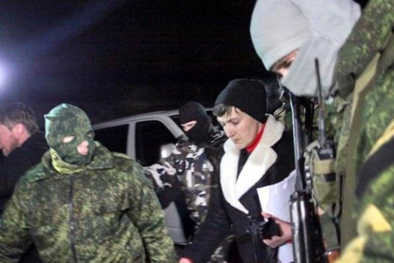 Савченко призналась вСБУ, что стреляла вместе сбоевиками «ДНР»