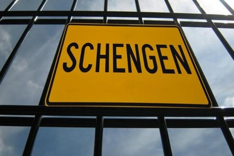 Италия с10мая приостанавливает действие Шенгена