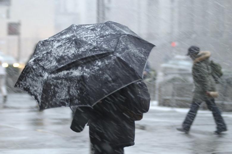 ВЧелнах предполагается сильный ветер идождь, возможна гроза