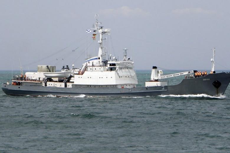 Команда затонувшего корабляРФ уничтожила секретное оборудование