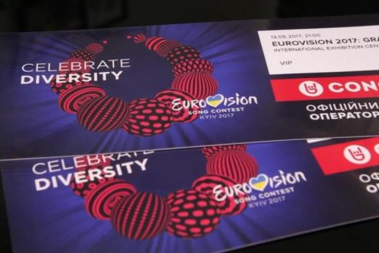 Зрителям «Евровидения» продали 2 тыс билетов нанесуществующие места