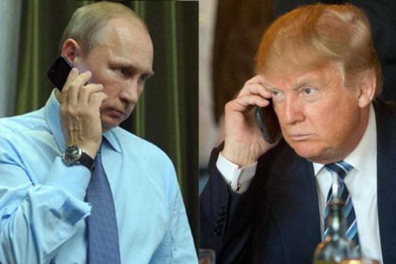 Фото с Путиным в   Триникси