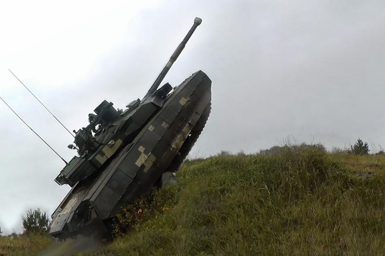 Украина натанковом биатлоне представит 5 модернизированных машин Т-64БВ
