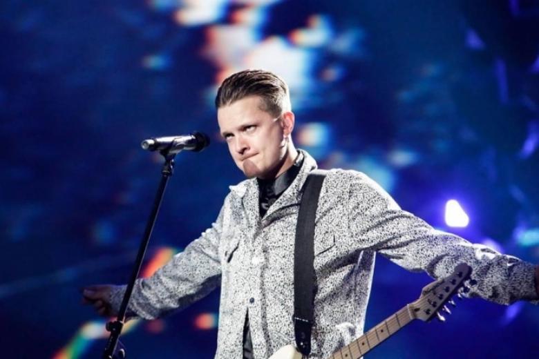 O.Torvald впервый раз порепетировали на основной сцене Евровидения, прихватив «бриллиантовую» голову
