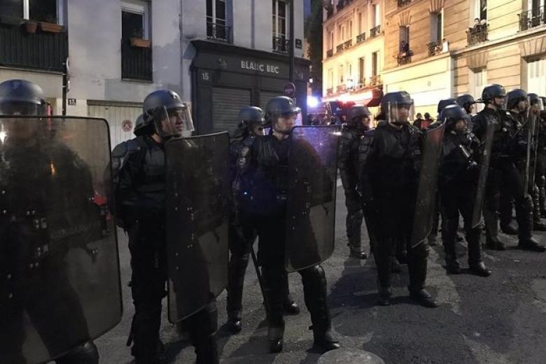 КорреспондентRT встолице франции освобожден без объяснения обстоятельств задержания
