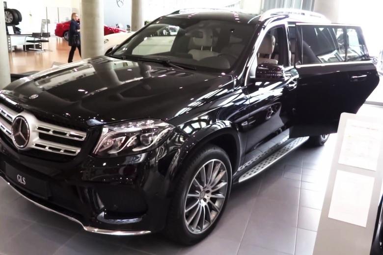 Луценко купила Mercedes за2,4 млн грн