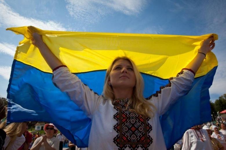 ВУкраине отмечают День вышиванки