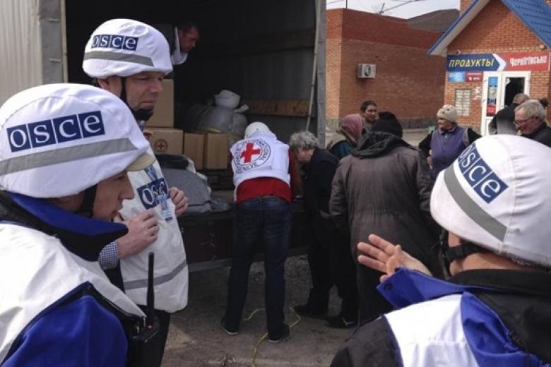 Руководитель миссии ОБСЕ прибыл вреспублику— ДНР
