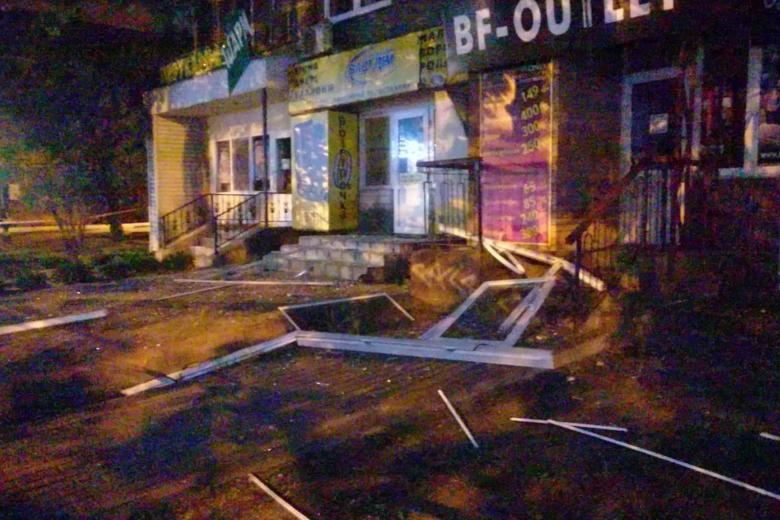 ВВышгороде вжилом доме произошел мощнейший взрыв