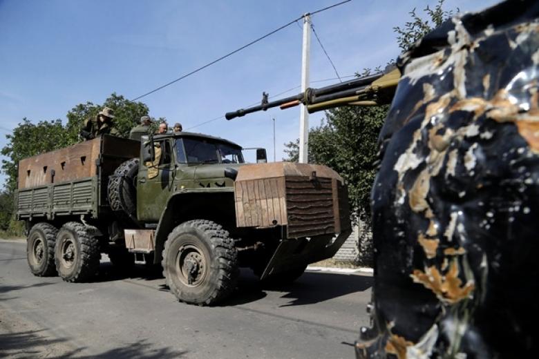 Боевики увеличили количество обстрелов взоне АТО, умер один военный