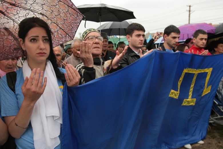 Турция взялась защищать права граждан оккупированного Крыма икрымских татар