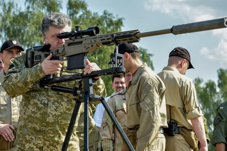 Порошенко ввел вдействие решение СНБО о финансовом снабжении потребностей обороны