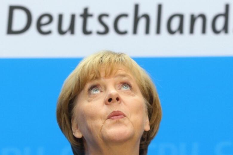 Меркель пообещала буди увласти вГермании до 2021-ого года