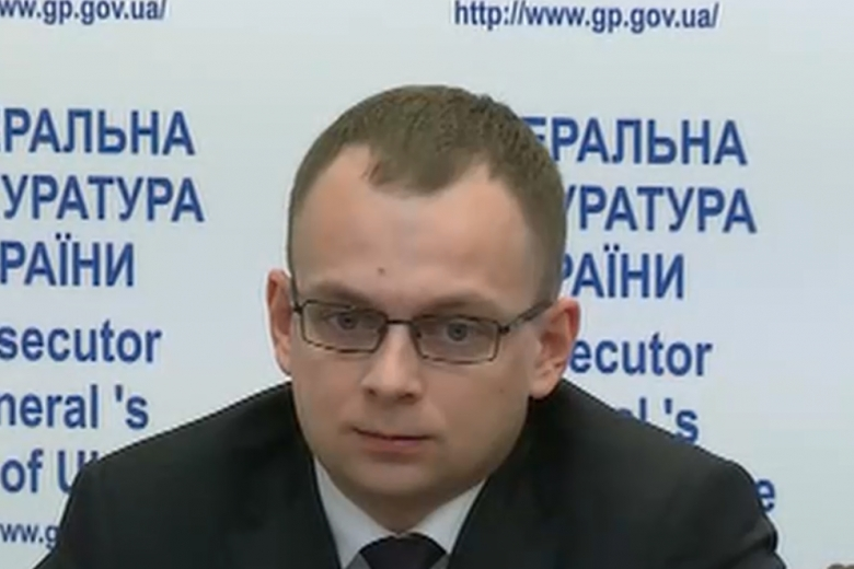 Детективы НАБУ задержали скандального экс-прокурора Суса