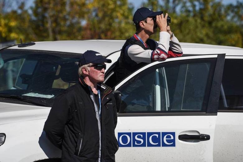 Работник ОБСЕ стал заложником в«ДНР»