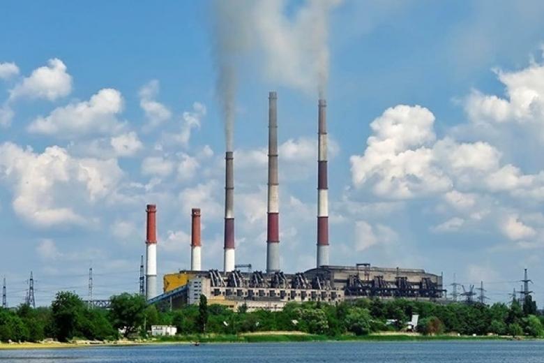 2-ой блок ЗмиевскойТС переведен нагазовый уголь