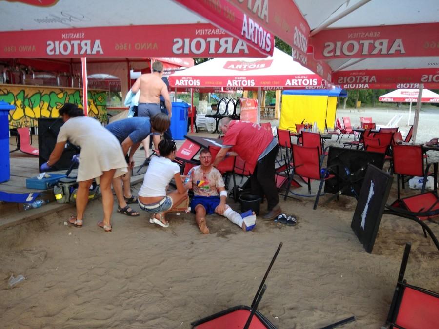 Перестрелка напляже вПолтаве: погиб мужчина, ребенок ранен