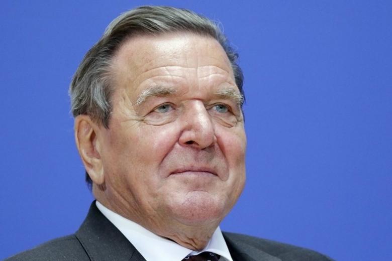 «Меня порочат, чтобы посодействовать госпоже Меркель»— Герхард Шредер